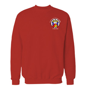 504th Parachute Infantry Regiment Embroidered Sweatshirt