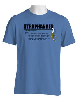 Straphanger Moisture Wick Shirt