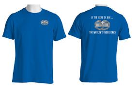 Combat Medical Badge (CMB)  Cotton Shirt