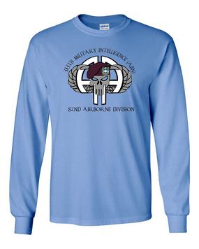 313th MI Battalion (ABN) Long-Sleeve Cotton Shirt (FF)