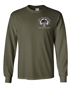 82nd Aviation Brigade Long-Sleeve Cotton Shirt (P)