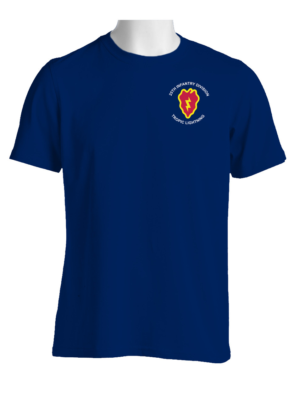 25th Infantry Division Cotton Shirt