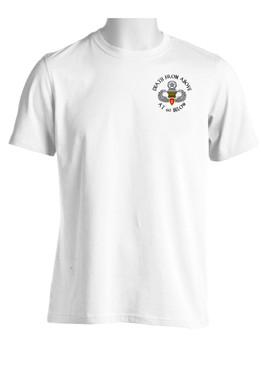 4th Brigade Combat Team (Airborne) w/ Ranger Tab  Moisture Wick Shirt -(P)