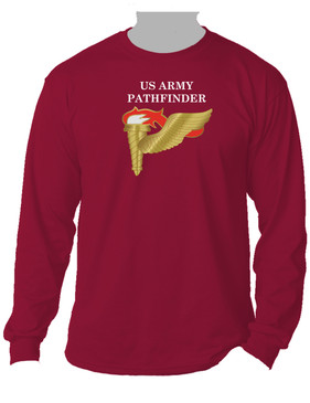 US Army Pathfinder Long-Sleeve Cotton Shirt -(FF)