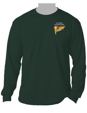 US Army Pathfinder Long-Sleeve Cotton Shirt -(P)