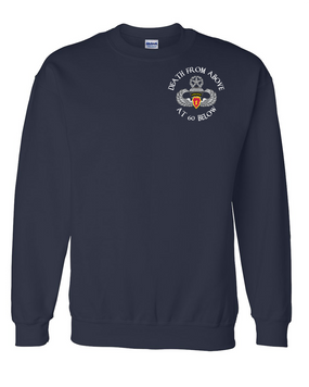 4th Brigade Combat Team (Airborne) Embroidered Sweatshirt
