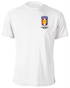 Southern European Task Force (SETAF) Moisture Wick Shirt -(P)