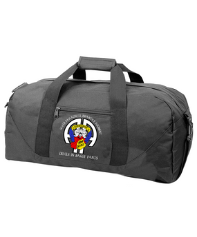 504th Parachute Infantry Regiment Embroidered Duffel Bag