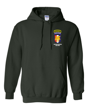 SETAF w/ Ranger Tab Embroidered Hooded Sweatshirt