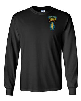 Triple Canopy Long-Sleeve Cotton Shirt-(Pocket)