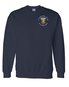 407th Brigade Support Battalion Embroidered Sweatshirt