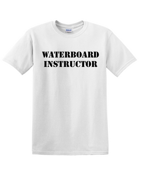 Water Board Cotton T-Shirt