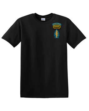 Triple Canopy Cotton T-Shirt -(Pocket)