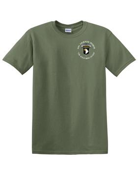 101st Airborne Division Cotton T-Shirt (C)