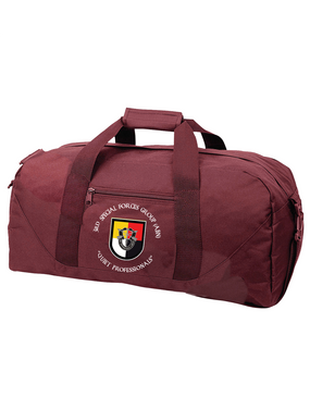 3rd Special Forces Group Embroidered Duffel Bag