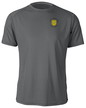 1st Special Forces Group Moisture Wick Shirt  (C)