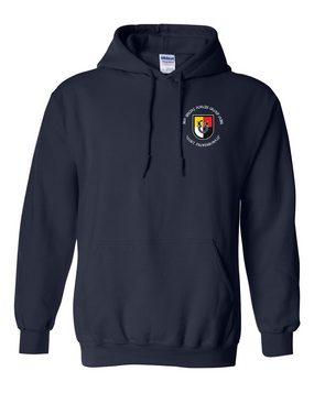 3rd Special Forces Group Embroidered Hooded Sweatshirt (C)