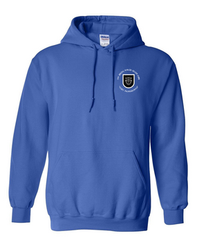 5th Special Forces Group V1  Embroidered Hooded Sweatshirt (C)