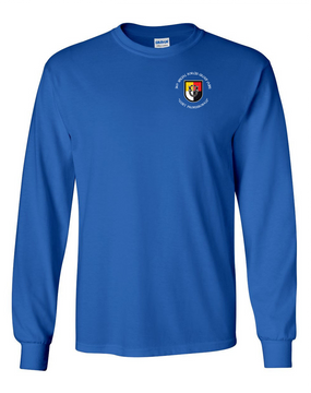 3rd Special Forces Group Long-Sleeve Cotton Shirt (C)