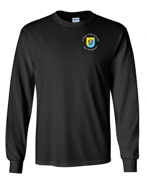 8th Special Forces Group Long-Sleeve Cotton Shirt (C)