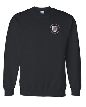 20th Special Forces Group  Embroidered Sweatshirt  (C)