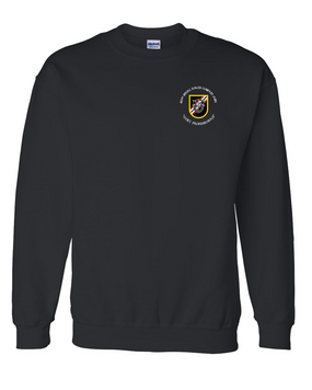 46th Special Forces Group  Embroidered Sweatshirt  (C)