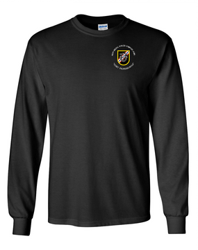 46th Special Forces Group Long-Sleeve Cotton Shirt (C)
