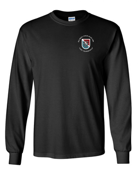 11th Special Forces Group  Long-Sleeve Cotton Shirt (C)