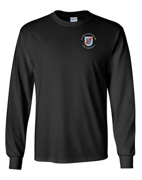 20th Special Forces Group  Long-Sleeve Cotton Shirt (C)