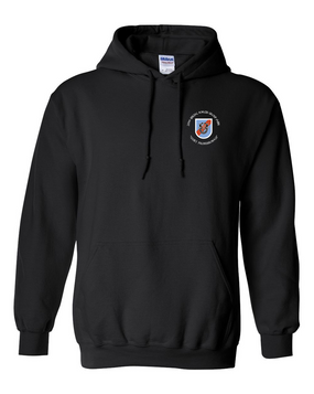 20th Special Forces Group  Embroidered Hooded Sweatshirt (C)