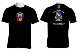 504th Parachute Infantry Regiment Moisture Wick T-Shirt