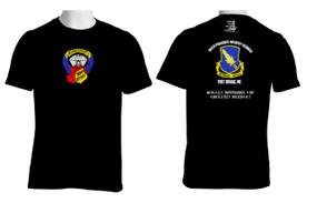 504th Parachute Infantry Regiment Moisture Wick T-Shirt
