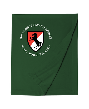 11th ACR Embroidered Dryblend Stadium Blanket (C)