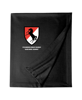 11th ACR Embroidered Dryblend Stadium Blanket