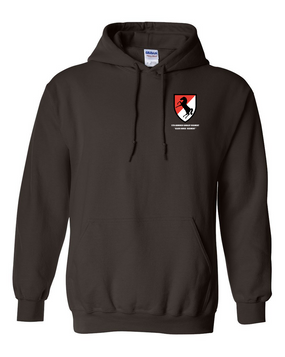 11th ACR Embroidered Hooded Sweatshirt