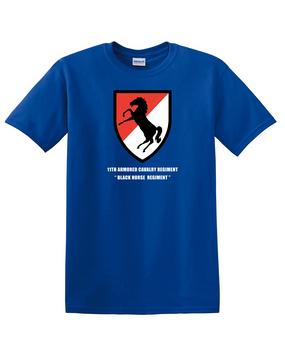 11th ACR Cotton T-Shirt (Chest)
