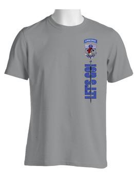 325th AIR Sword of St. Michael Cotton Shirt  (OS)