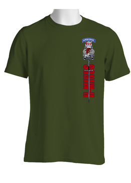 505th PIR Sword of St Michael Cotton Shirt (OS)