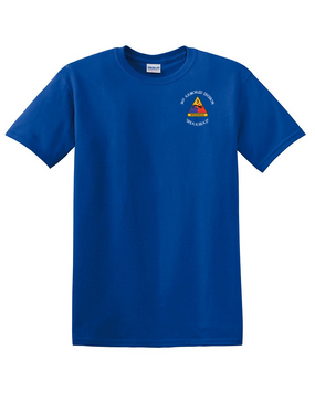 3rd Armored Division Cotton T-Shirt (C)