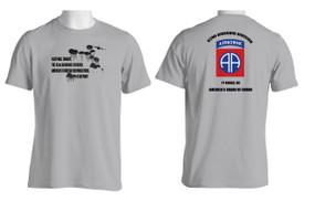 82nd Airborne Division Strategic Response Shirt