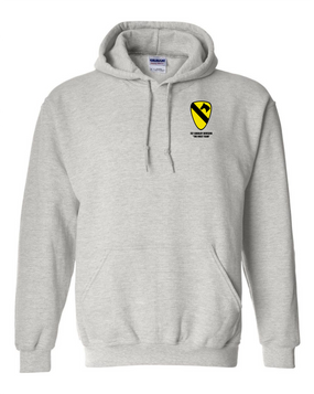 1st Cavalry Division Embroidered Hooded Sweatshirt