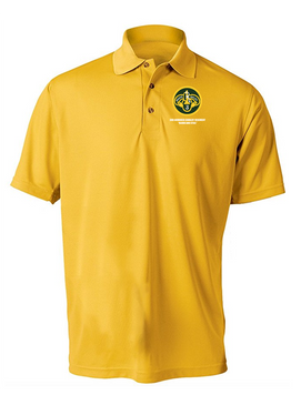 3rd Armored Cavalry Regiment Embroidered Moisture Wick Polo