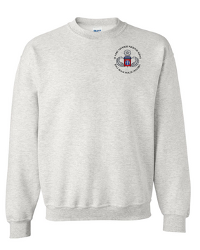 US Army Advanced Airborne School - Ft Bragg Embroidered Sweatshirt