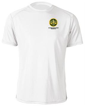 3rd Armored Cavalry Regiment Moisture Wick Shirt  -Pocket
