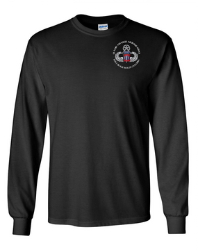 US Army Advanced Airborne School (Ft. Bragg) Long-Sleeve Cotton Shirt