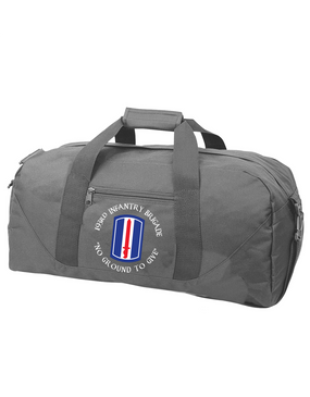 193rd Infantry Brigade Embroidered Duffel Bag (C)