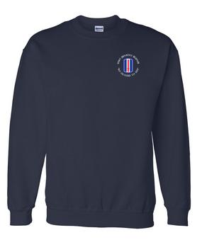 193rd Infantry Brigade Embroidered Sweatshirt (C)