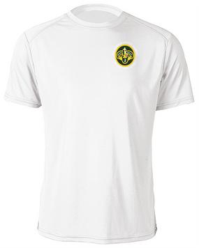 3rd Armored Cavalry Regiment Moisture Wick Shirt  -Pocket (C)