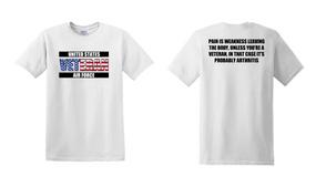 US Air Force Veteran Cotton T-Shirt -Arthritis-(P)