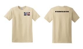US Army Veteran Cotton T-Shirt -Recruiter-(P)